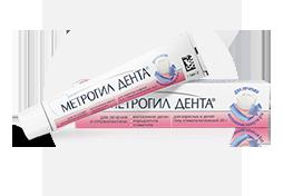 Принцип действия и инструкция МЕТРОГИЛ ДЕНТА®
